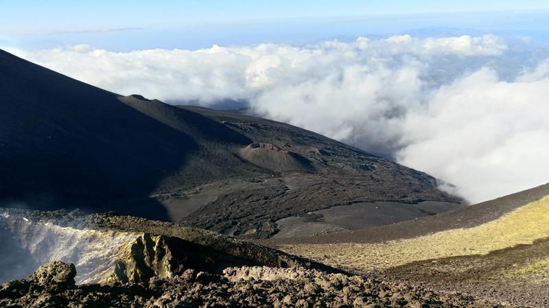 ascesa dell'Etna