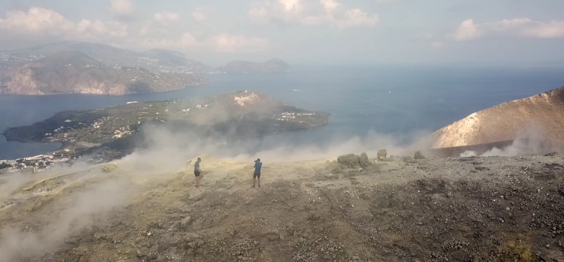Sicily Volcano Trail 2018