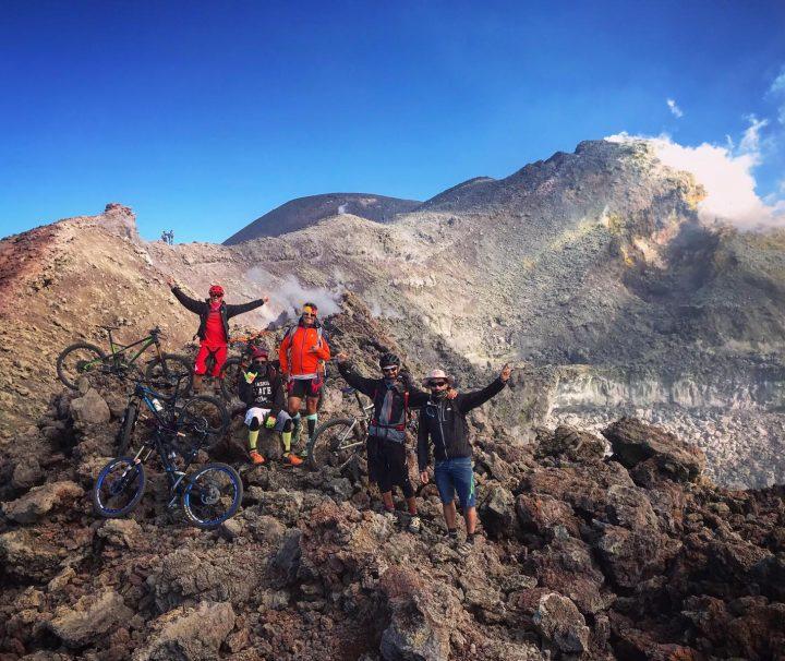 Etna in E-Bike