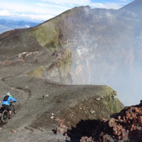 Etna in E-Bike