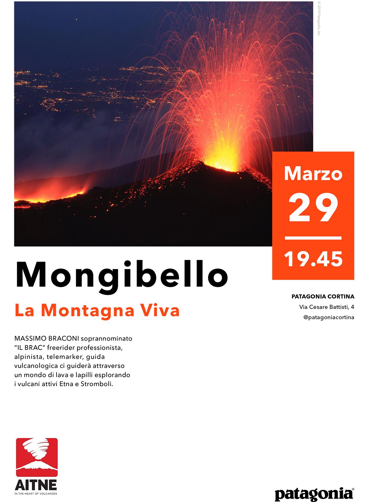 Mongibello - La Montagna Viva