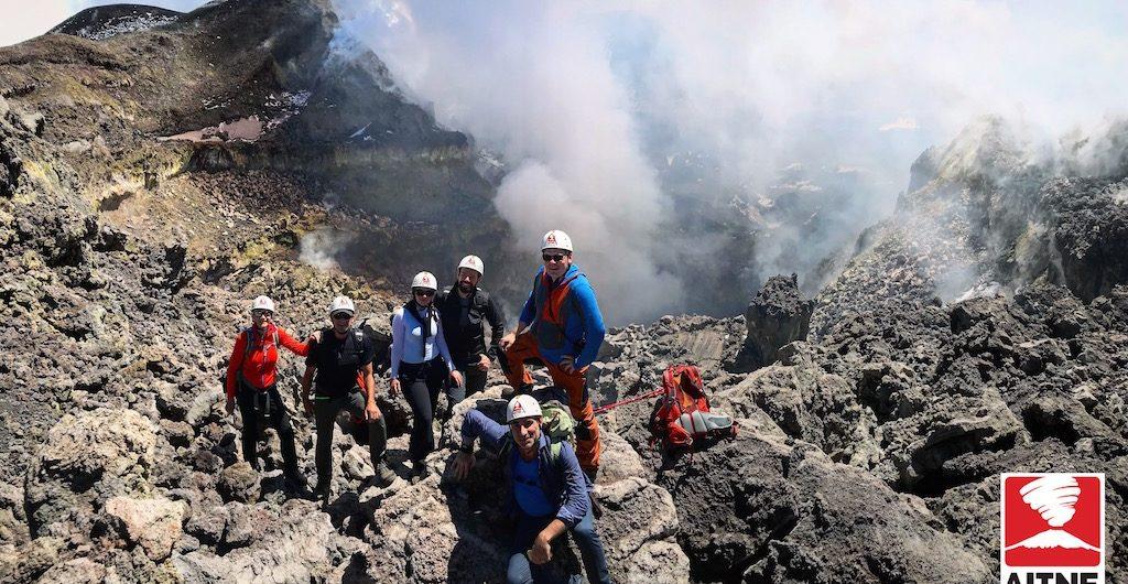 Escursioni ai Crateri Sommitali