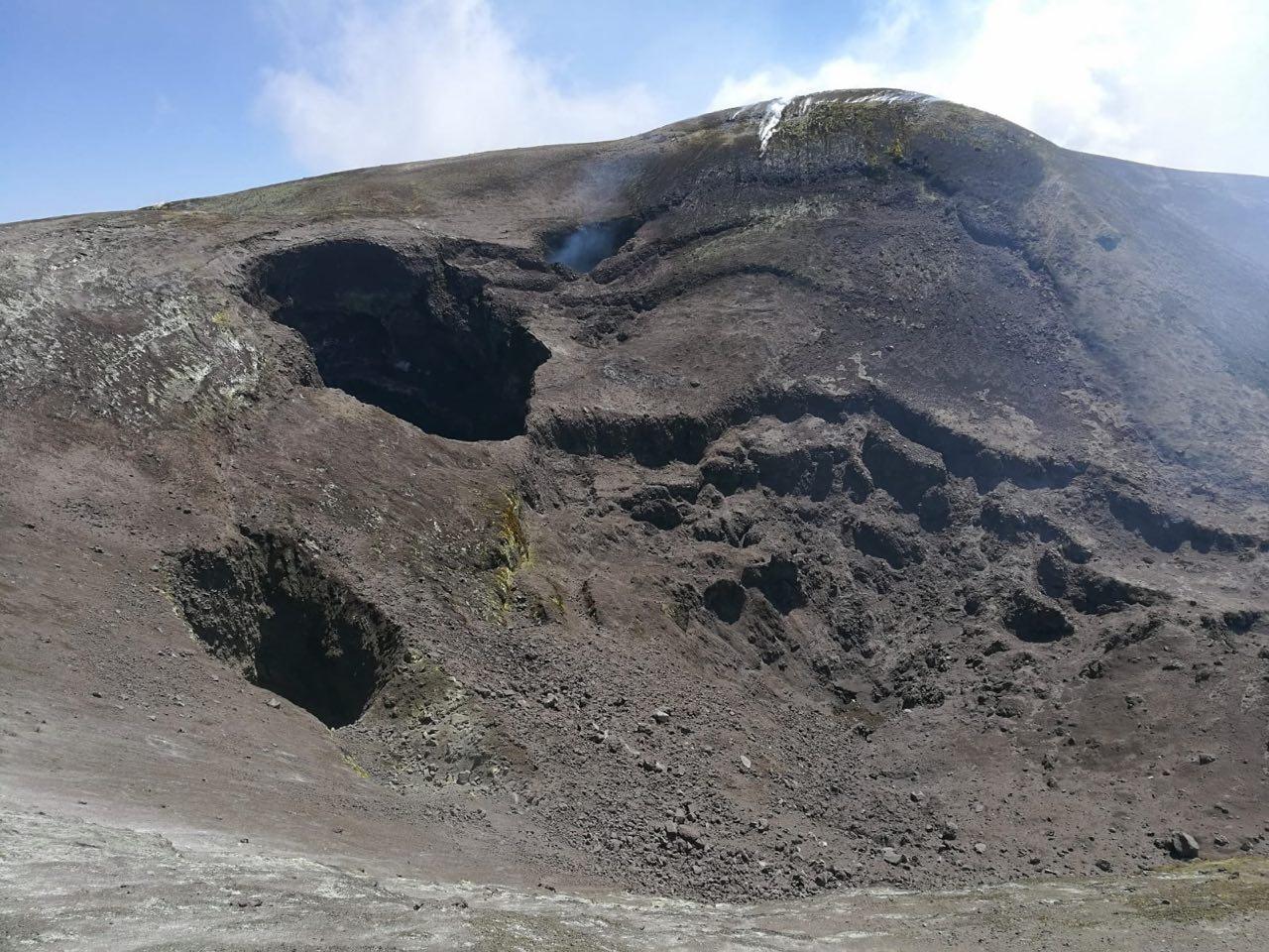 Tour ai crateri sommitali dell'Etna