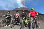 Etna in e-bikes