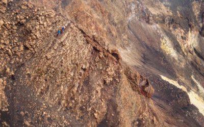 36.Il cratere del Fogo(Capo Verde)