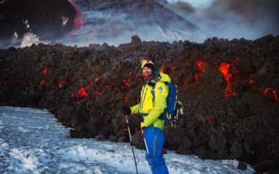 40.Eruzione 2017 Mount Etna