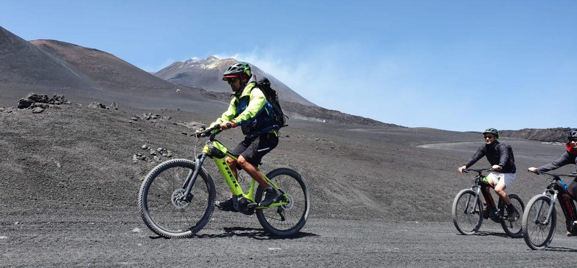 Reach the summit by e-bike